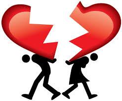 ločitev - breme